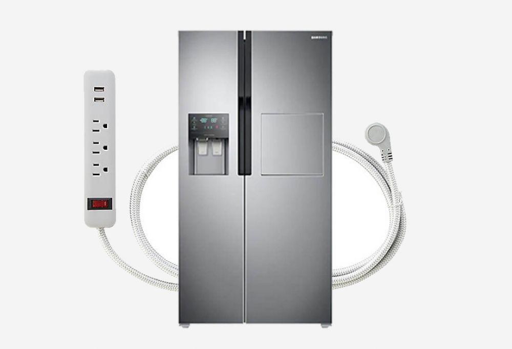 آیا یخچال ساید نیاز به محافظ برق دارد؟